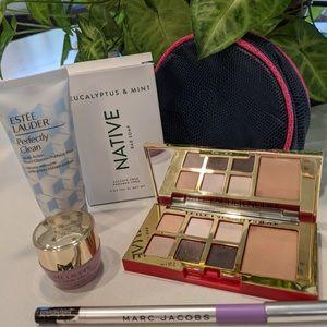 ESTEE LAUDER Makeup 6 Piece Bundle Neutral New